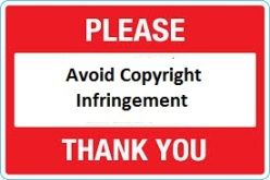 Avoid Copyright Infringement